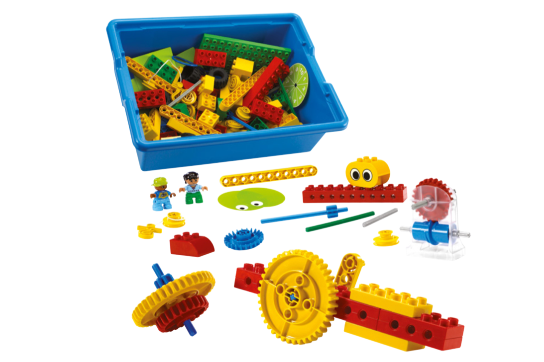 Early Simple Machines Core Set(9656)