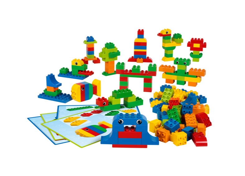 Creative LEGO® DUPLO® Brick Set(45019)