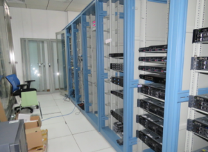 Computer room and network integration equipment