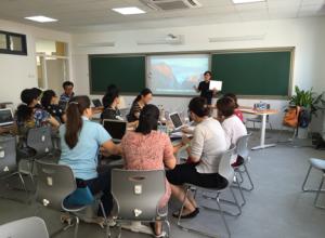 Teacher training: Edu Apps of Mac