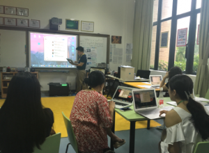 BYOD Project ·Mac basic training for parents