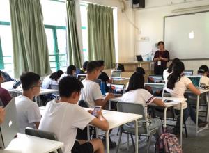 BYOD项目家校联合-学生培训Mac基础